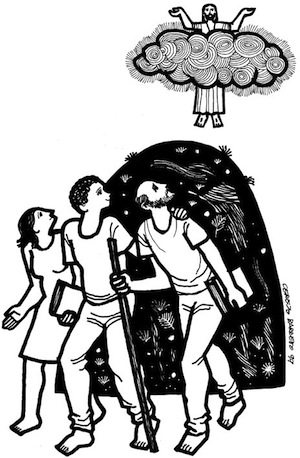 Comentario Al Evangelio Del Domingo  20 De Mayo De 2012