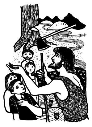 Evangelio según san Mateo (3,1-12), del domingo, 4 de diciembre de 2016
