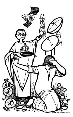 Evangelio según san Lucas (4,1-13), del domingo, 14 de febrero de 2016