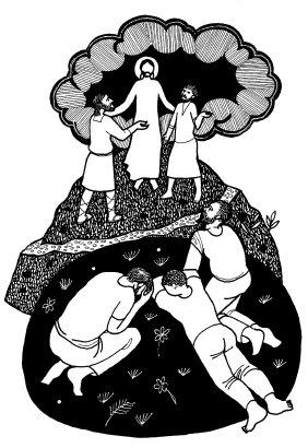 Evangelio según san Mateo (17,1-9), del domingo, 12 de marzo de 2017