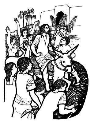 Evangelio segúnto según San Mateo (26,14–27,66), del domingo, 9 de abril de 2017