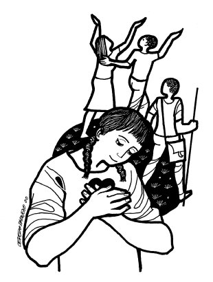 Evangelio según san Lucas (2,16-21), del viernes, 1 de enero de 2016