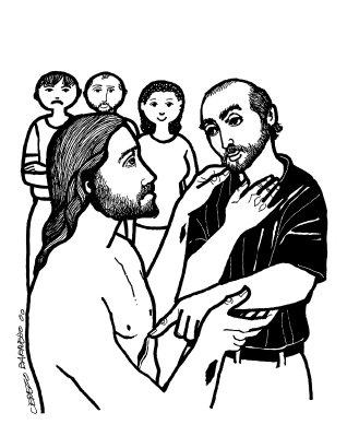 Evangelio según san Juan (20,19-31), del domingo, 3 de abril de 2016