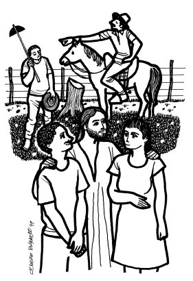 Evangelio según san Juan (15,9-17), del domingo, 10 de mayo de 2015