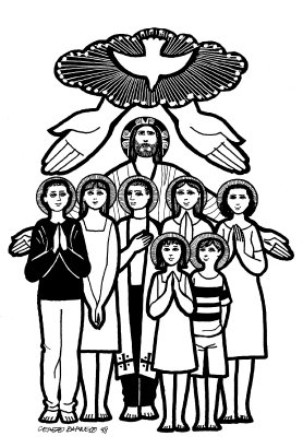 Evangelio según san Mateo (5,1-12), del domingo, 1 de noviembre de 2015