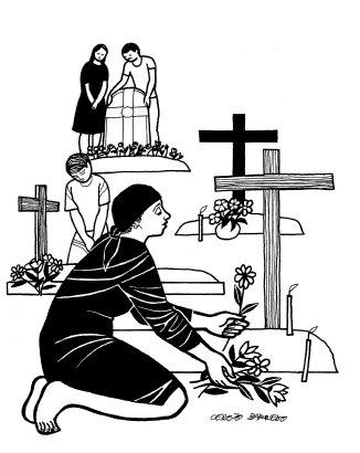 Evangelio según san Juan (14,1-6), del lunes, 2 de noviembre de 2015