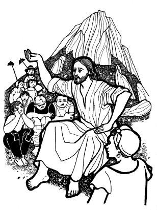 Evangelio según san Mateo (5,1-12a), del domingo, 29 de enero de 2017