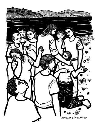 Evangelio según san Marcos (5,21-43), del domingo, 28 de junio de 2015