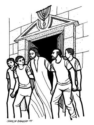 Evangelio según san Marcos (6,1-6), del domingo, 5 de julio de 2015