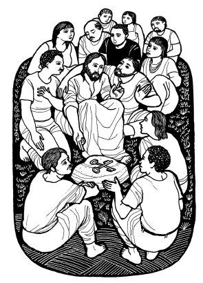 Evangelio según san Mateo (16,13-20), del domingo, 27 de agosto de 2017