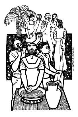 Evangelio según san Marcos (7,1-8.14-15.21-23), del domingo, 30 de agosto de 2015