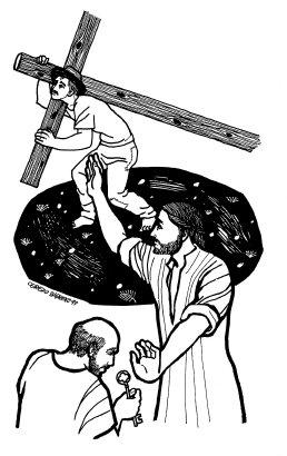 Evangelio según san Marcos (8,27-35), del domingo, 13 de septiembre de 2015