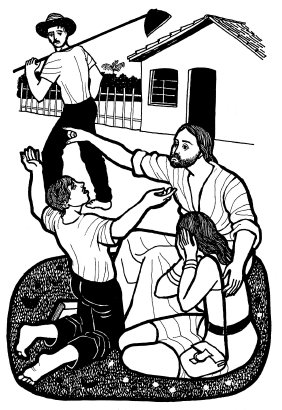 Evangelio según san Mateo (21,28-32), del domingo, 28 de septiembre de 2014