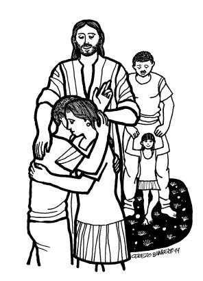 Evangelio según san Marcos (10,2-16), del domingo, 4 de octubre de 2015