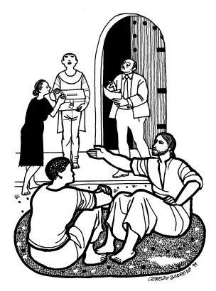 Evangelio según san Marcos (12,38-44), del domingo, 8 de noviembre de 2015