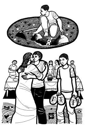 Evangelio según san Mateo (25,14-30), del domingo, 19 de noviembre de 2017