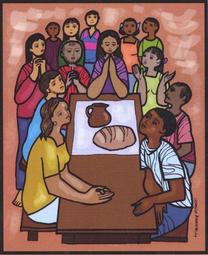Con la comunidad de discípulos - Ciudad Redonda
