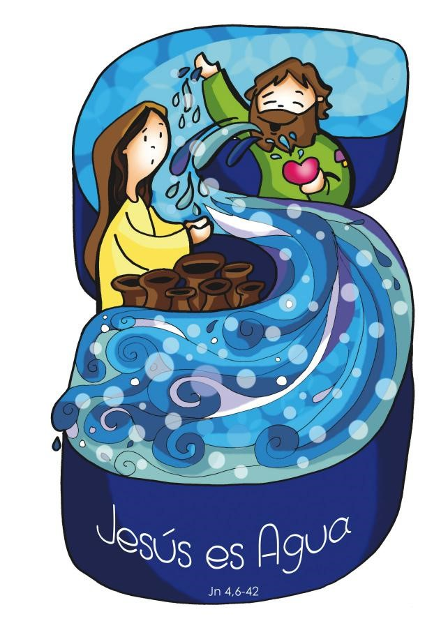 Evangelio Seglar Para El Domingo Iii De Cuaresma 19 De Marzo De