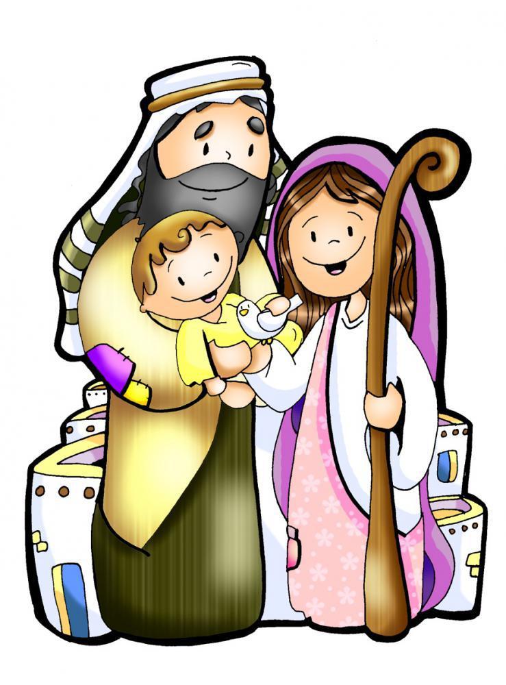 Evangelio Seglar Para El Domingo De La Sagrada Familia 20