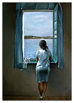 Desde mi ventana - Capilla de Oración - Ciudad Redonda