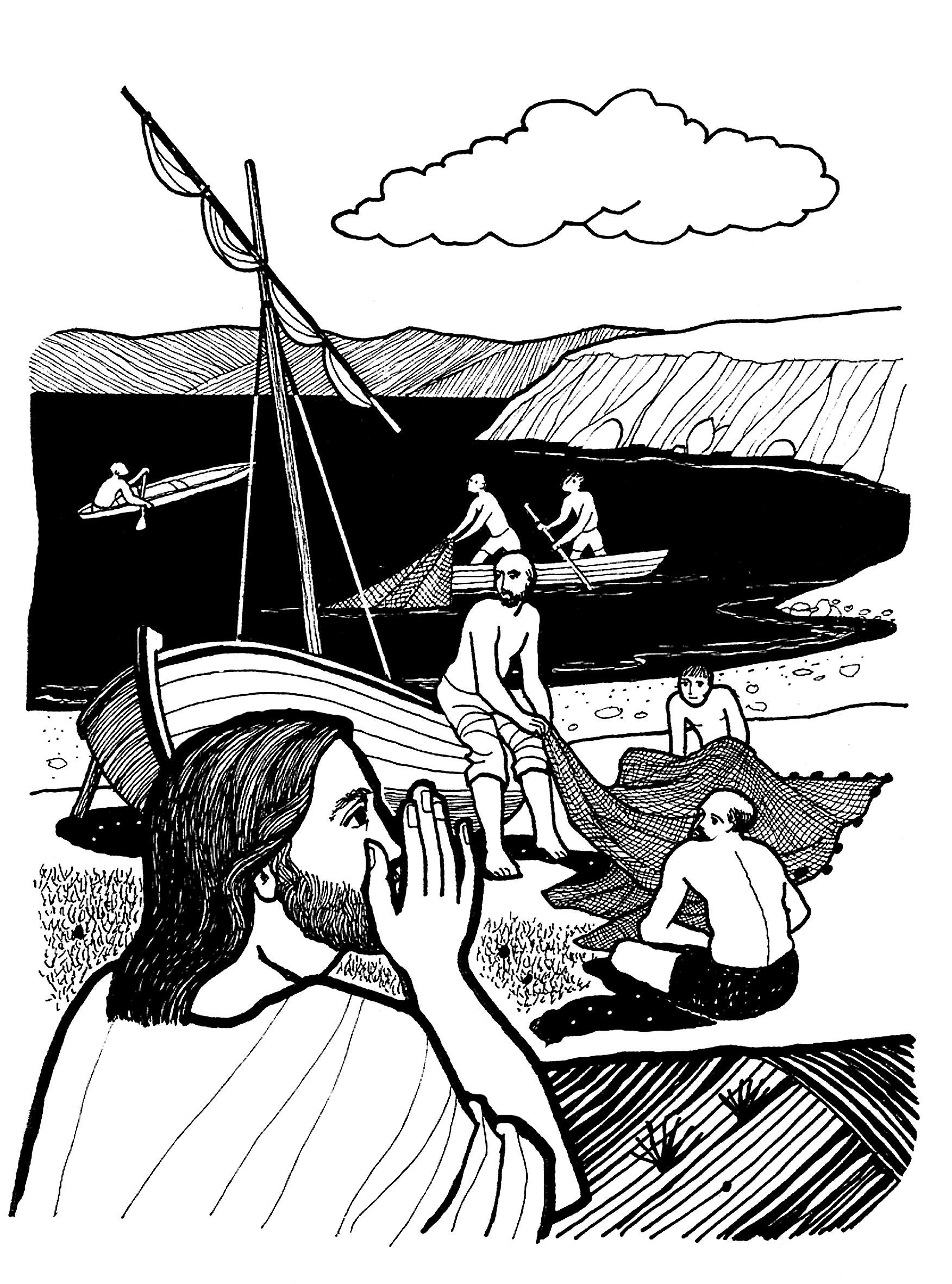Evangelio del día - Lecturas del domingo, 23 de enero de 2011