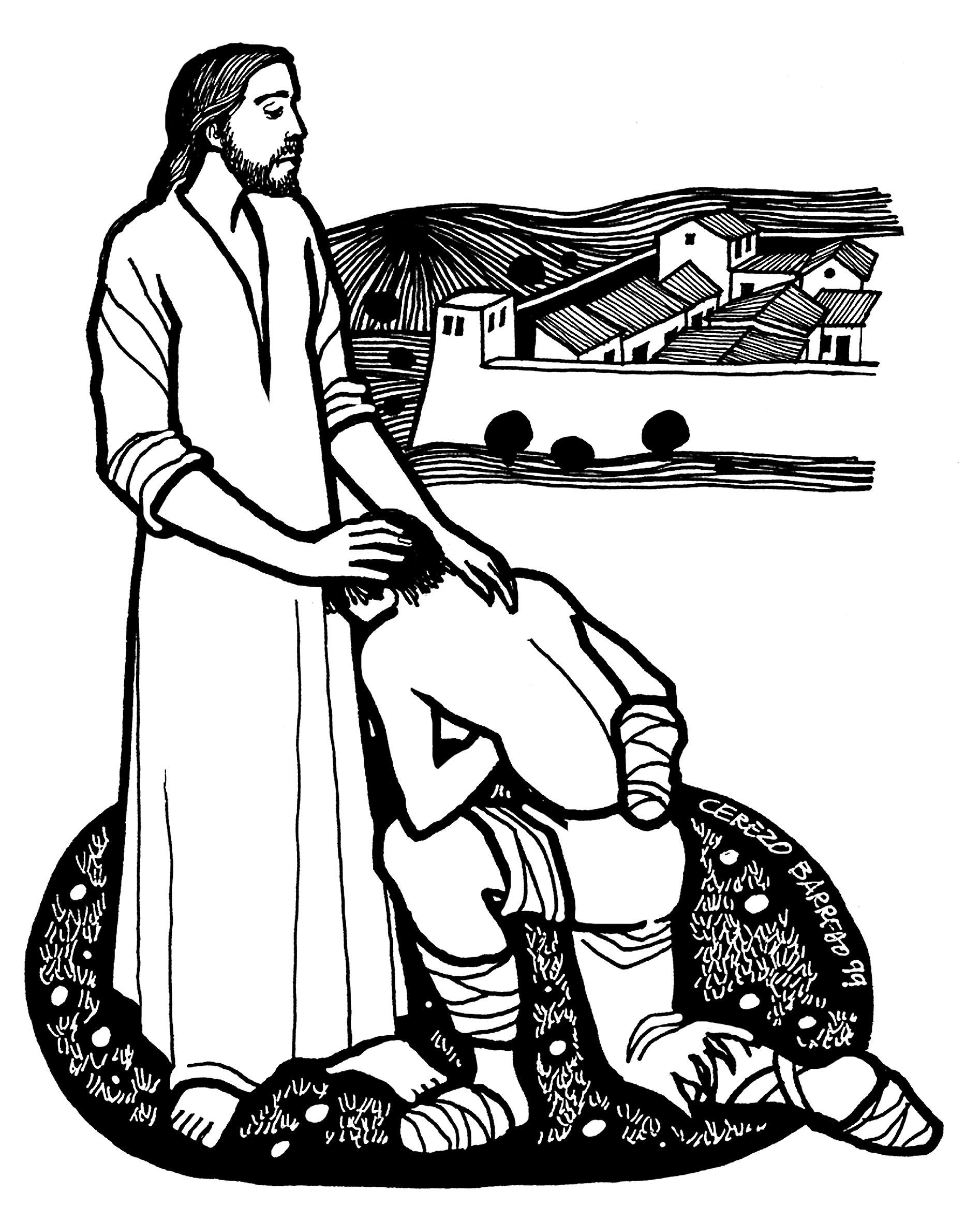 Evangelio del día - Lecturas del domingo, 11 de febrero de 2018