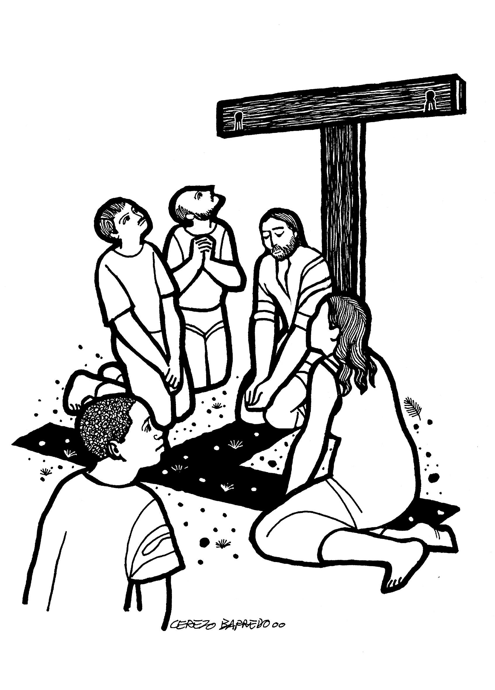 Evangelio del día - Lecturas del domingo, 20 de junio de 2010