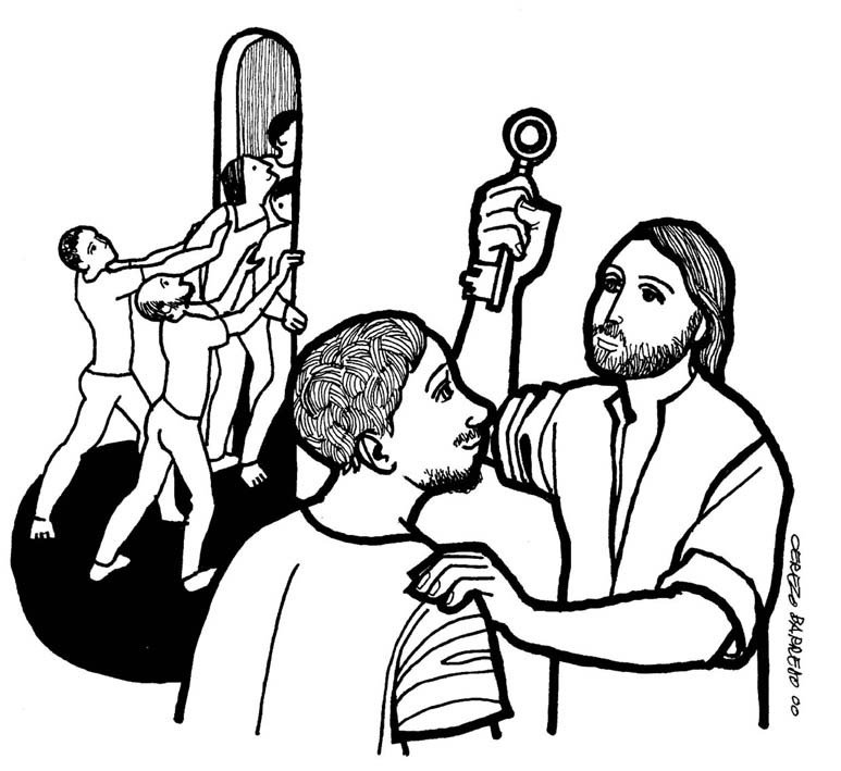 Evangelio del día - Lecturas del domingo, 25 de agosto de 2013