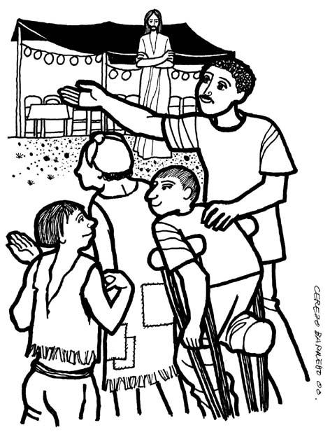 Evangelio del día - Lecturas del domingo, 1 de septiembre de 2013
