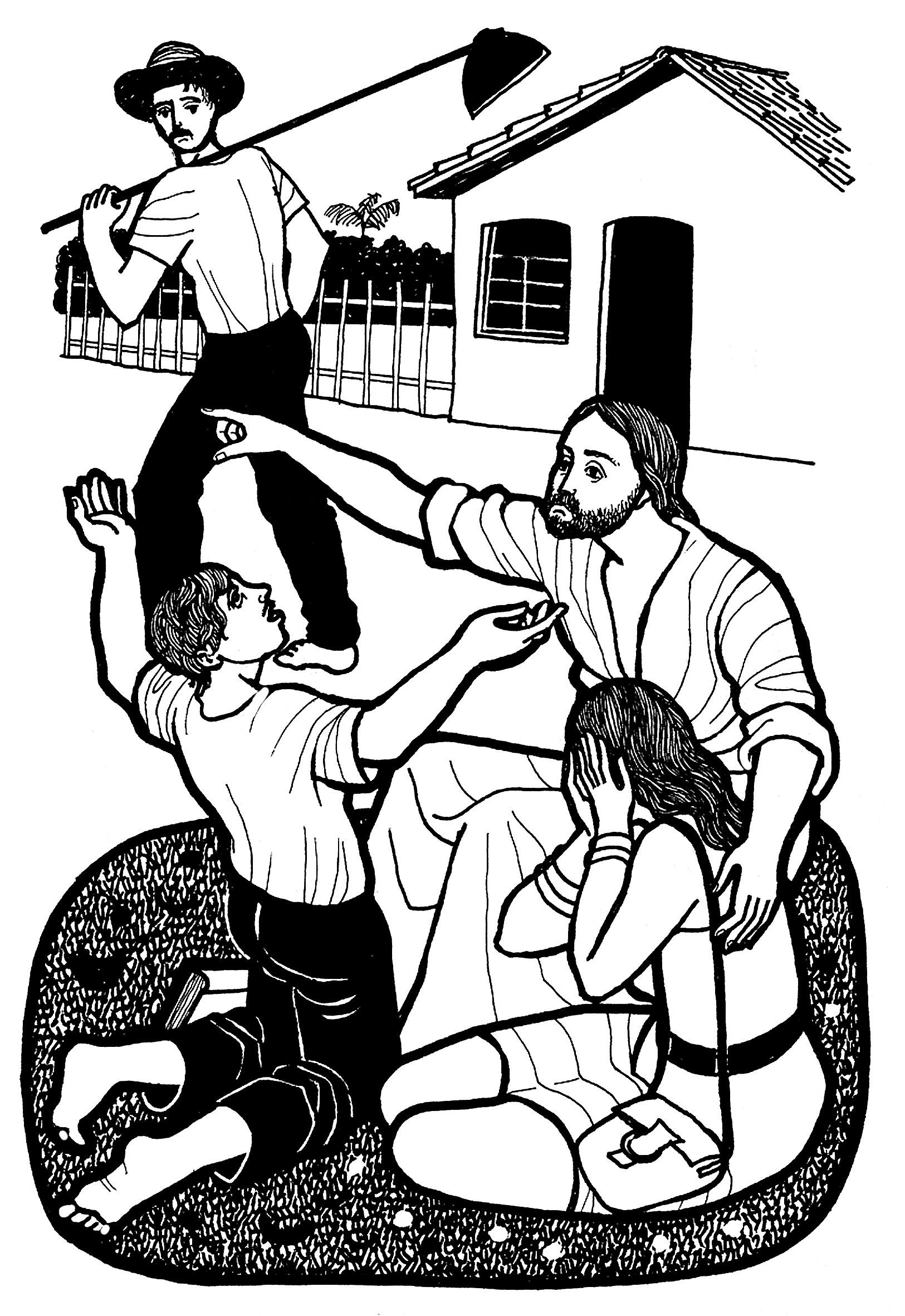 Evangelio del día - Lecturas del domingo, 1 de octubre de 2017