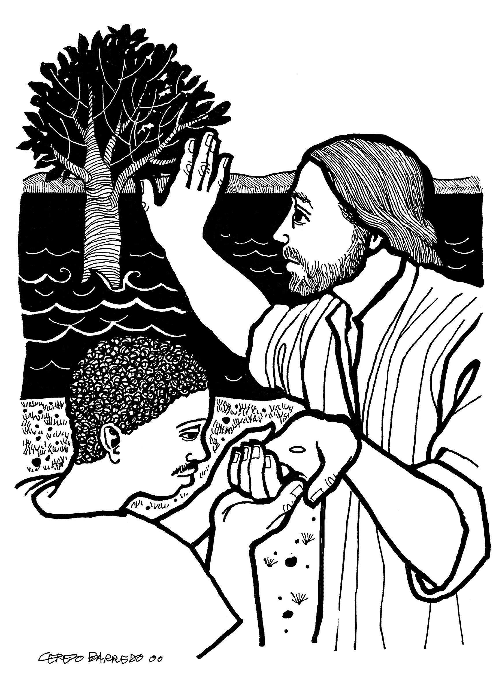 Evangelio Del Dia Lecturas Del Domingo 3 De Octubre De 2010