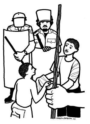 Evangelio según san Lucas (3,10-18), del domingo, 12 de diciembre de 2021