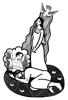 Evangelio según san Mateo (1,18-24), del domingo, 22 de diciembre de 2019