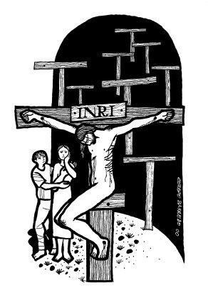 Evangelio segúnto según san Juan (18,1–19,42), del viernes, 10 de abril de 2020