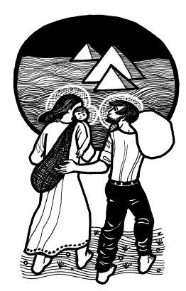 Evangelio según san Mateo (2,13-15.19-23), del domingo, 29 de diciembre de 2019