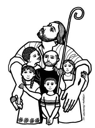 Evangelio según san Juan (10,27-30), del domingo, 12 de mayo de 2019