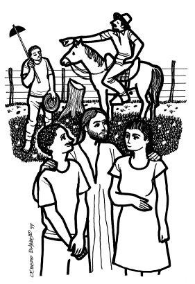 Evangelio según san Juan (15,9-17), del domingo, 9 de mayo de 2021