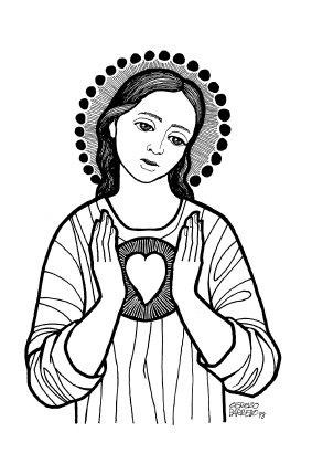 Evangelio según san Lucas (2,41-51), del sábado, 9 de junio de 2018