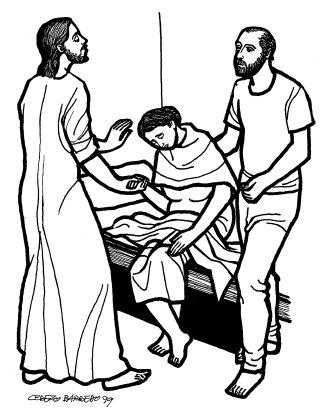 Evangelio según san Marcos (1,29-39), del domingo, 7 de febrero de 2021