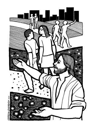 Evangelio según san Lucas (10,1-12.17-20), del domingo, 7 de julio de 2019