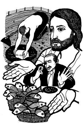 Evangelio según san Mateo (13,44-52), del domingo, 26 de julio de 2020
