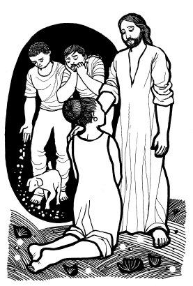 Evangelio según san Mateo (15,21-28), del domingo, 16 de agosto de 2020