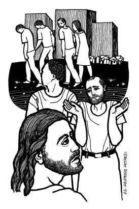 Evangelio según san Juan (6,60-69), del domingo, 26 de agosto de 2018