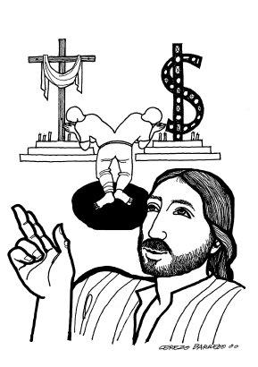 Evangelio según san Lucas (16,1-13), del domingo, 22 de septiembre de 2019