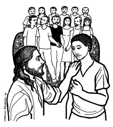Evangelio según san Marcos (10,17-30), del domingo, 14 de octubre de 2018