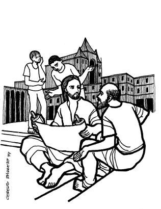 Evangelio según san Marcos (12,28b-34), del domingo, 4 de noviembre de 2018
