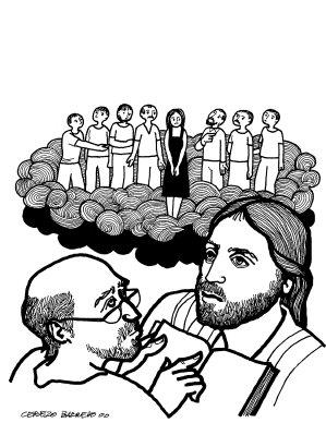 Evangelio según san Lucas (20,27-38), del domingo, 10 de noviembre de 2019