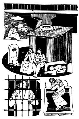Evangelio según san Mateo (25,31-46, del domingo, 22 de noviembre de 2020